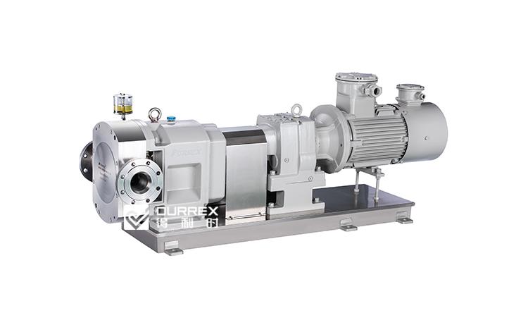 自润滑转子泵