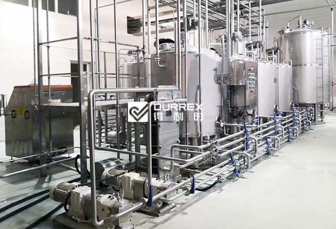 转子泵在食品行业<br>应用案例