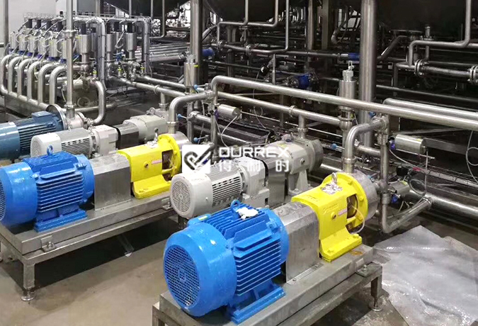 均质乳化泵在精细化工行业<br>应用案例